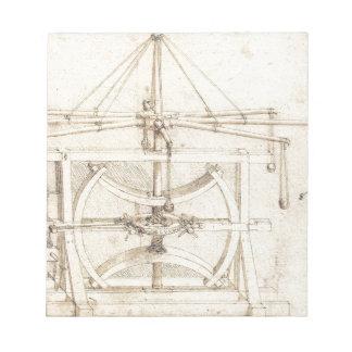 Leonardo Invention Notepad