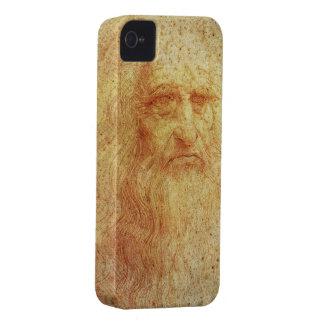 Leonardo iPhone 4 Carcasas