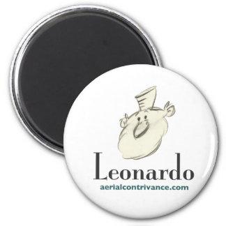 Leonardo - magnet standard size