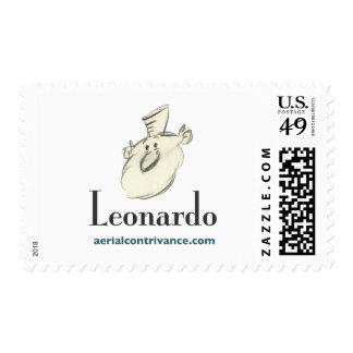 Leonardo Stamps