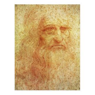 Leonardo Tarjeta Postal