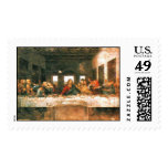 "Leonardo's ""The Last Supper"" Postage Stamps"