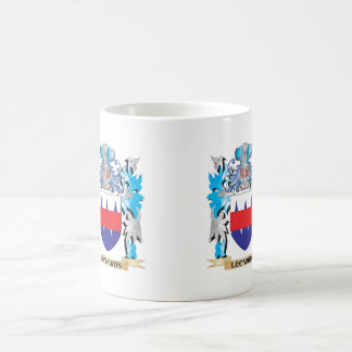 Leonards Coat of Arms - Family Crest Mugs