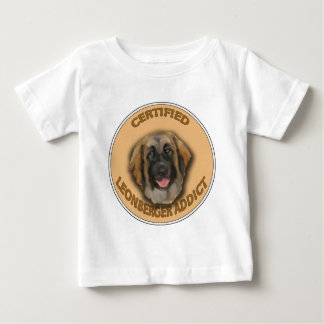 LEONBERGER ADDICT BABY T-Shirt