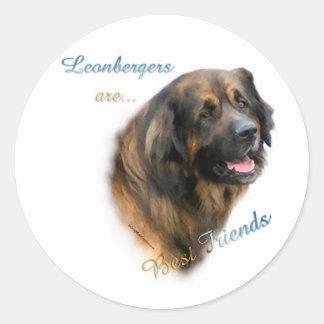 Leonberger Best Friend 2 - Sticker