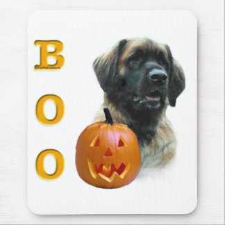 Leonberger Boo Mouse Pad