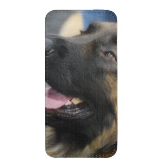 Leonberger iPhone 5 Pouch