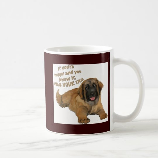 Leonberger Coffee Mug