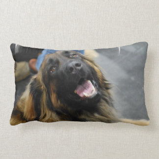 Leonberger Dog Breed Pillows