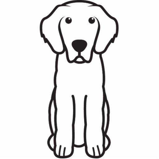 Leonberger Dog Cartoon Photo Cut Out | Zazzle