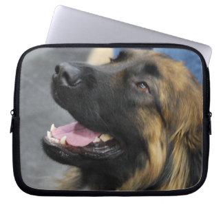 Leonberger Dog Laptop Sleeve