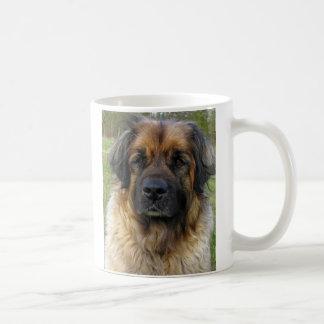 Leonberger dog mug, beautiful photo, gift classic white coffee mug