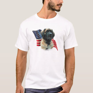 Leonberger Flag T-Shirt