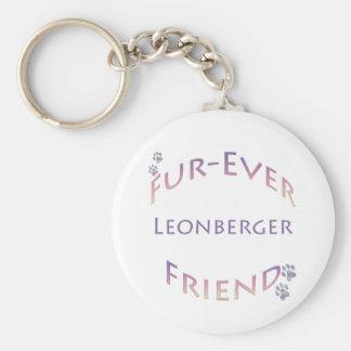 Leonberger Furever Keychain