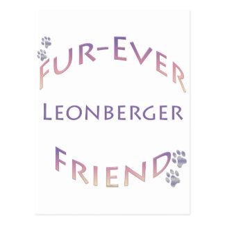 Leonberger Furever Postcard