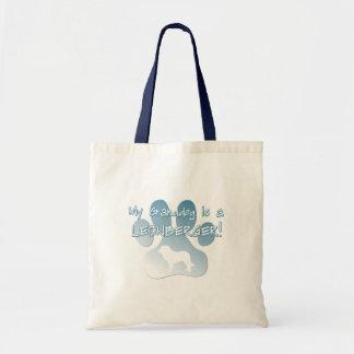 Leonberger Granddog Bag