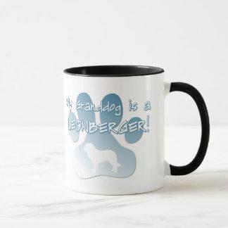 Leonberger Granddog Mud Mug