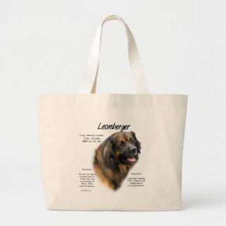 Leonberger History Design Bags