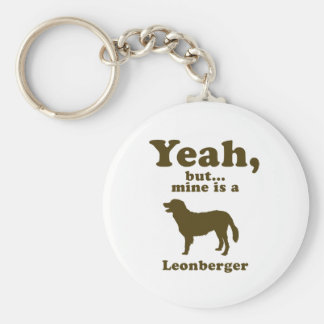 Leonberger Llavero Personalizado