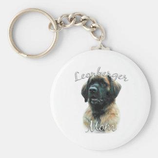 Leonberger Mom 2 Keychains