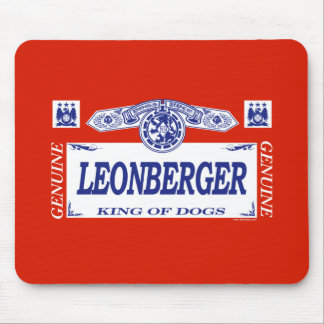 Leonberger Mouse Pad