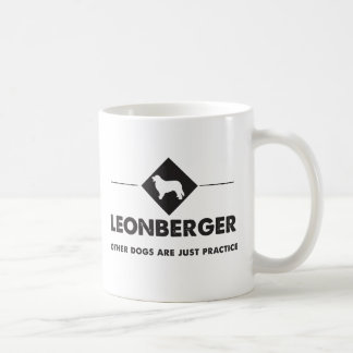 Leonberger - Other dogs are practice Coffee Mug