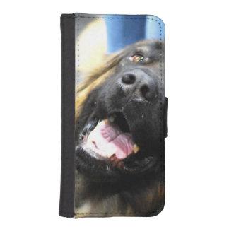 Leonberger iPhone 5 Wallet