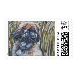 Leonberger Postage Stamp