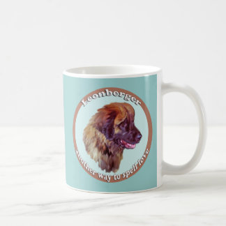 Leonberger Puppy Love Mugs