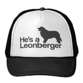 Leonberger Trucker Hat