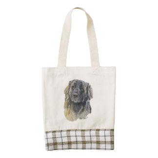 Leonberger Zazzle HEART Tote Bag
