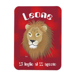 Leone 23 al 22 Premium Flexi imán luglio agosto