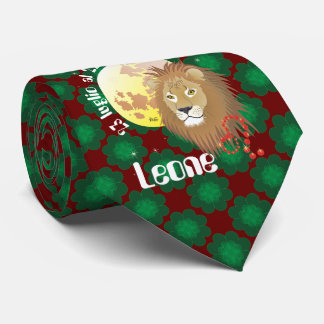 Leone 23 peeping Lio Al 22 agosto Cravatte Neck Tie