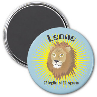 Leone 23 peeping Lio Al 22 agosto Magneti Magnet