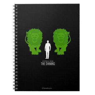 Leones del Topiary Cuadernos