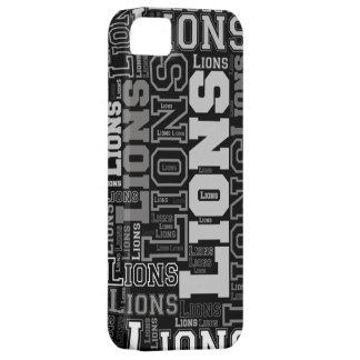 Leones iPhone 5 Coberturas