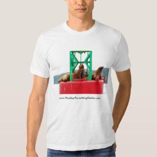 Leones marinos de Steller Camisas