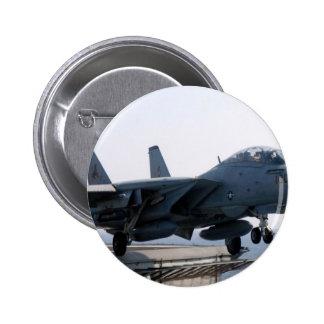 LEONES NEGROS FAMOSOS DE F-14D VF-213 PIN