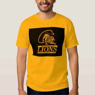 Leones T-Shirt4 de Sacramento Camisas