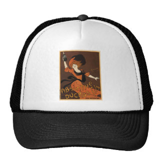 Leonetto Cappiello Absinthe Ducros Fils Trucker Hat