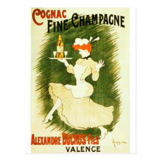 Leonetto Cappiello Champagne French illustration Postcard