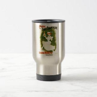 Leonetto Cappiello Champagne French illustration Travel Mug
