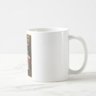Leonetto Cappiello Cioccolato Venchi Classic White Coffee Mug