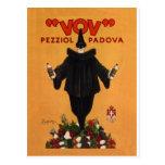 ~ Leonetto Cappiello Italia 1922 de Vov Pezziol Pa Tarjetas Postales
