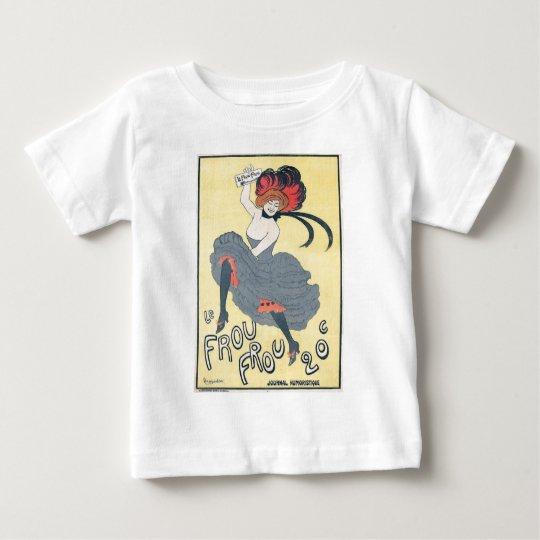 Leonetto Cappiello - Le Frou-Frou 1899 Baby T-Shirt