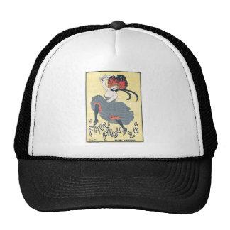 Leonetto Cappiello - Le Frou-Frou 1899 Trucker Hat