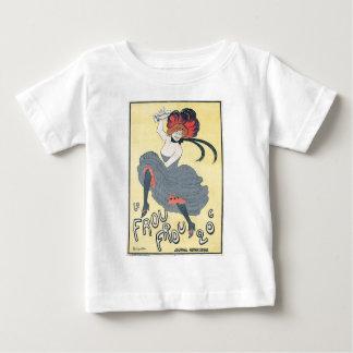 Leonetto Cappiello - Le Frou-Frou 1899 Infant T-shirt