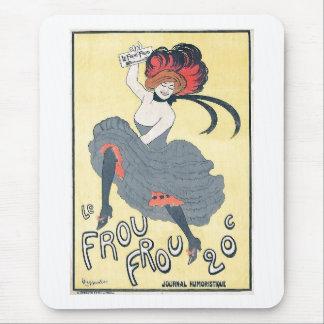 Leonetto Cappiello - Le Frou-Frou 1899 Mouse Pad