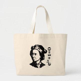 Leonhard Euler Large Tote Bag