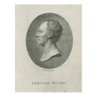 Leonhard Euler Postcard